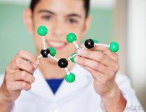 توضیحات مدل مولکولی